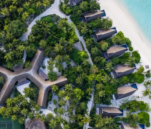 Vommuli Island Maldives