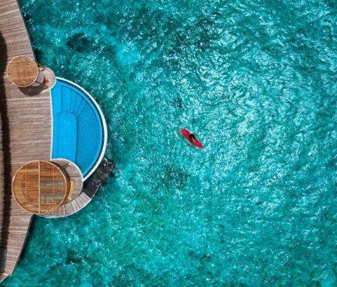 Fesdhoo Island, Maldives
