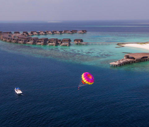 Vommuli Island, Maldives