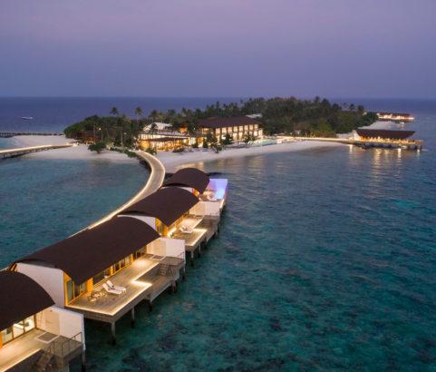 Miriandhoo Island, Maldives