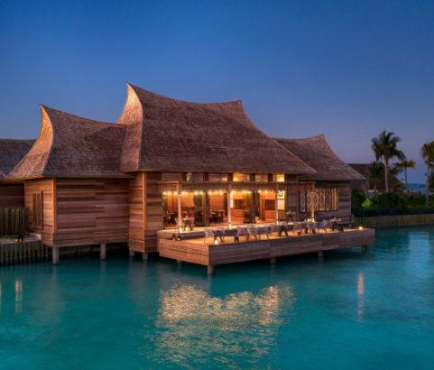Ithaafushi Island, Maldives