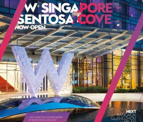 SENTOSACOVE, SINGAPORE
